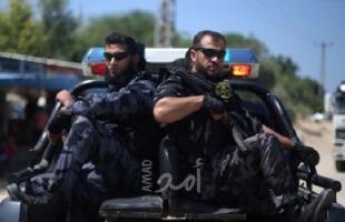 امن حماس يعتقل 4 شبان حاولوا التسلل للبلدات الإسرائيلية شرق قطاع غزة