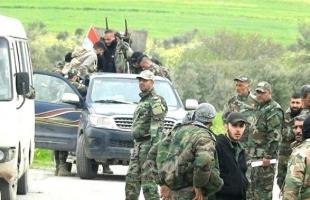 مصادر أمنية في تل أبيب: بداية مغادرة إيران من سوريا بتأثير الضغط الاسرائيلي