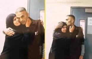 مصلحة السجون تمنع والدة الشهيد سامي أبو دياك من زيارة نجلها الأسير