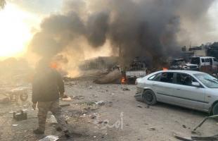 قتلى وإصابات بانفجار سيارة مفخخة في رأس العين شمال سوريا