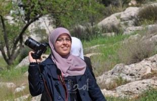 سلطات الاحتلال تفرج عن الصحفية بشري الطويل بعد اعتقال اداري  11 شهرًا