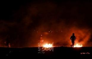 إعلام عبري: نقل شاب إلى مشافي غزة بعد فقدانه الوعي قرب السياج الفاصل