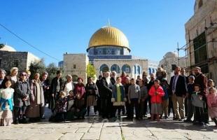 بالفيديو.. اعلام عبري: (346) مستوطناً اقتحموا الأقصى الأسبوع الماضي
