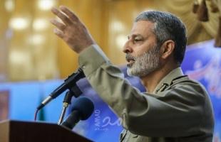 قائد الجيش الإيراني يرد على تهديد ترامب باستهداف 52 موقعاً في إيران