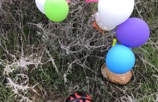 """سقوط بالونات مفخخة لأول مرة في """"متسيبه رمون"""" داخل إسرائيل"""