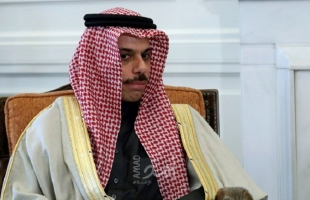 وزير الخارجية السعودي: لن نطبع مع إسرائيل قبل حل الصراع و إيران تنتهج أساليب سلبية
