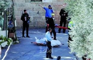 """تشييع جثمان منفذ عملية القدس """"شادي بنا"""" في حيفا"""