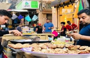 في ظل أزمة كورونا.. أسواق غزة تشهد ضعف ملموس في شراء المواد الغذائية بشهر رمضان