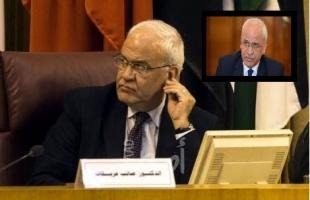 محدث- نعي عربي ودولي وإسرائيلي بوفاة صائب عريقات