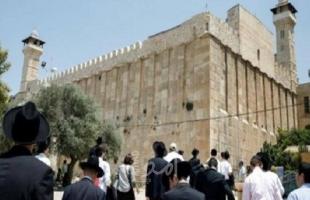 قوات الاحتلال تعتدي على المواطنين وتمنعهم من دخول الحرم الإبراهيمي