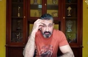 فيديو.. ياسر جلال يتعرض لهبوط بالدورة الدموية على الهواء