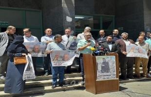 """غزة: مؤسسات وأطر إعلامية تطالب وكالة """"الأسوشييتد"""" بالعدول عن قرارها فصل الصحفي """"إياد حمد"""""""