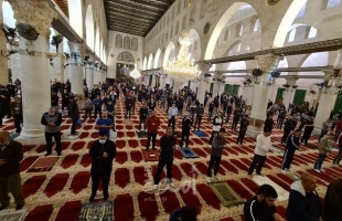 رام الله: الأوقاف تعلن تعليق إقامة خطبة وصلاة الجمعة