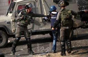 محدث.. قوات الاحتلال تشن حملة اعتقالات في الضفة الغربية بينهم صحفي