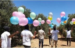 اعلام عبري: رصد دفعة بالونات أطلقت من غزة تجاه البلدات الإسرائيلية