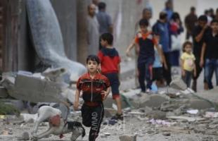 انطلاق فعاليات مخيمات سلام يا صغار في غزة