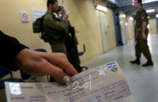 السماح لـ 9000 عامل فلسطيني للعمل داخل إسرائيلي في قطاع البناء