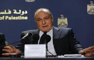 بشارة يبحث مع البنك الدولي تعزيز التعاون وإعادة إعمار قطاع غزة وانعاش الاقتصاد