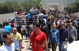 امن حماس يفرج عن كوادر حركة فتح والصحفي يوسف حسان