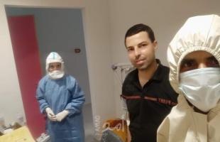 """بيت لحم: الطبيب """"مراد زاهدة"""" يعلن تعافيه من فايروس كورونا"""