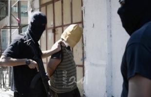 """""""أمد"""" ينشر معلومات خطيرة حول اعتقال أمن حماس لقائد قسامي وهروب مسئول آخر"""