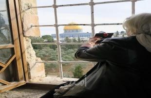 رحلة إيڤا شتّال إلى فلسطين عبر مخيّم تلّ الزعتر