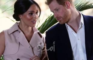 رسميا.. هاري وميجان خارج العائلة المالكة وتجريدهم من ألقابهم