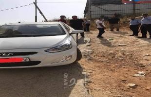 العثور على جثة سيدة داخل مركبتها في رام الله والشرطة تحقق