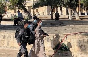 """سلطات الاحتلال تفرج عن الصحفي """"زغير"""" من القدس"""
