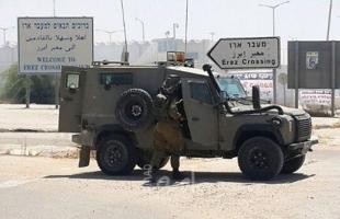 سلطات الاحتلال تفرج عن أسيرين من قطاع غزة اعتقلتهما خلال مشاركتهما في المسيرات