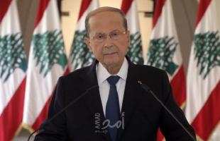 عون: رفض الحريري لأي تغيير في تشكيلة الحكومة يكشف عن رغبته المسبقة في الاعتذار