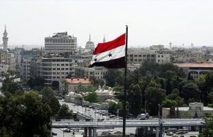 سانا: أصوات الانفجارات في محيط دمشق مخلفات تفجير ذخائر  إرهابيين