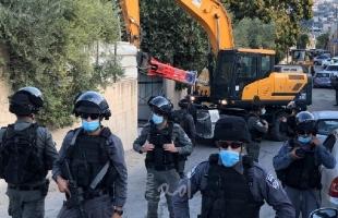 جيش الاحتلال يقتحم بلدة العيسوية بالقدس - فيديو