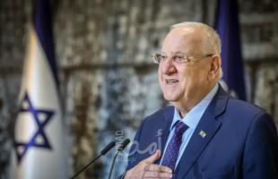 الرئيس الإسرائيلي: سأفوض الكنيست إذا فشل المرشح الأول بتشكيل الحكومة
