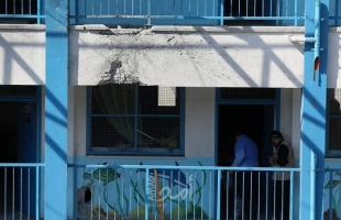 """محدث- إدانة فلسطينية واسعة لاستهداف """"مدرسة الشاطئ"""":كادت غزة أن تفيق على كارثة"""