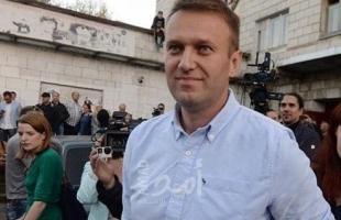 زعيم المعارضة الروسية نافالنى فى حالة حرجة بالمستشفى