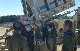 غانتس لقادة حماس: الوقت الذي تنفجر بالوناتهم نحونا فإن انفجاراتنا عليهم ستكون أشد