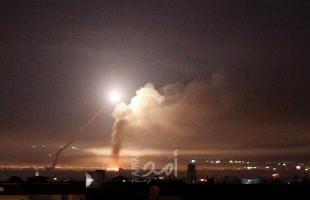 الدفاعات الجوية السورية تتصدى لعدوان إسرائيلي فوق دمشق- فيديو