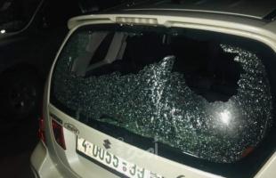 قوات الاحتلال تشن حملة اعتقالات بالضفة وشبان يحطمون زجاج مركبات مستوطنين بالقدس