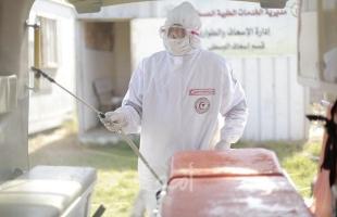"""قطاع غزة يسجل (461) إصابة جديدة بـ""""كورونا"""" في الدورة الصباحية """"الأحد"""""""