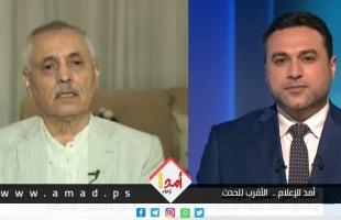 فيديو - عصفور في رسالة للرئيس عباس: التطبيع يجب أن يعطينا قوة أكثر ..