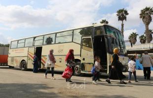 داخلية حماس تنشر آلية السفر عبر معبر رفح ليوم الأربعاء