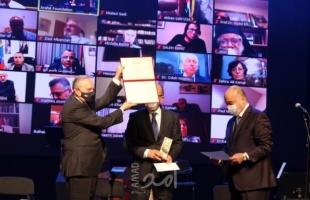 """مصدر لـ """"أمد"""" يكشف أسباب استقالة موسى وفهمي من مجلس أمناء مؤسسة ياسر عرفات"""