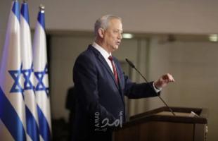 غانتس: تمرير قانون التجنيد أحد أهداف الحكومة الإسرائيلية الجديدة