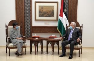 عباس: مستعدون العودة للمفاوضات برعاية الرباعية الدولية