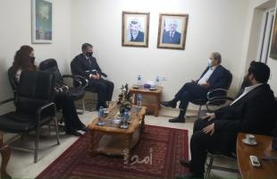 فتوح: القيادة الفلسطينية ترحب بدعوة الرباعية الدولية لاستئناف مفاوضات السلام