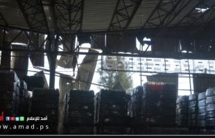 اقتصاد حماس تحصر خسائر المصانع والمنشآت الاقتصادية المتضررة من القصف الإسرائيلي