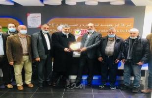 """جمعية رجال الأعمال تكرم شركتي """"مشتهى""""و """"أبوحميد"""" لحصولهم على شهادات الجودة العالمية """"الأيزو"""""""