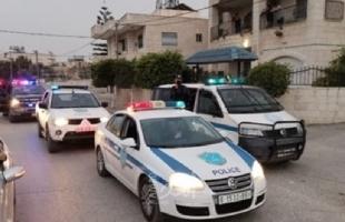 """جنين: الشرطة تنهي حفلات اخترقت إجراءات وإغلاقات """"كورونا"""""""