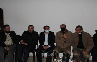 فتح بشرق غزة تجتمع مع الكادر الإعلامي في الاقليم